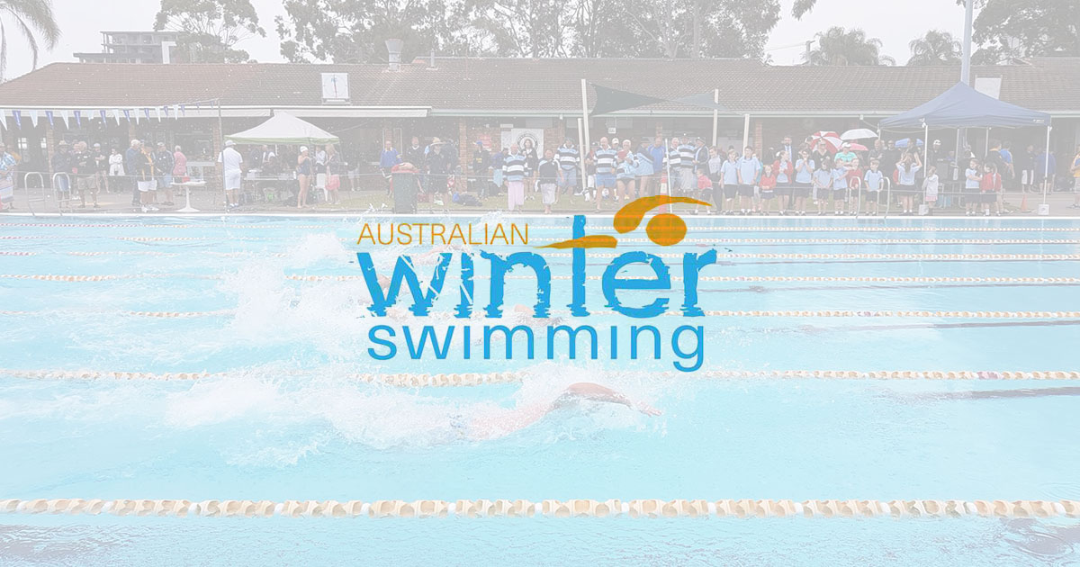 Long and warm - a history of winter swimming in Australia