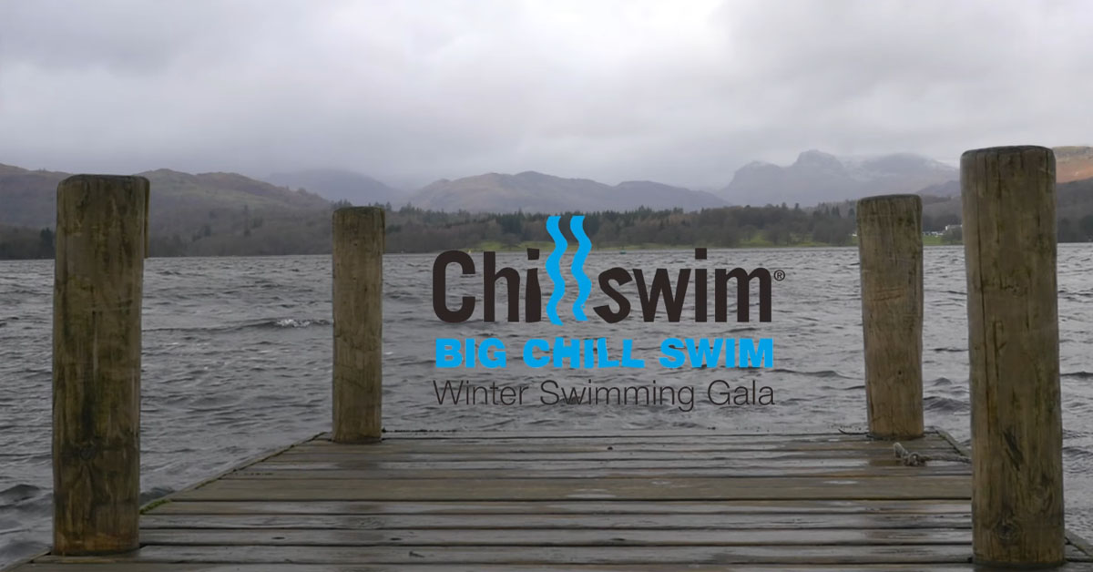 Ready for the Big Chill Swim?
