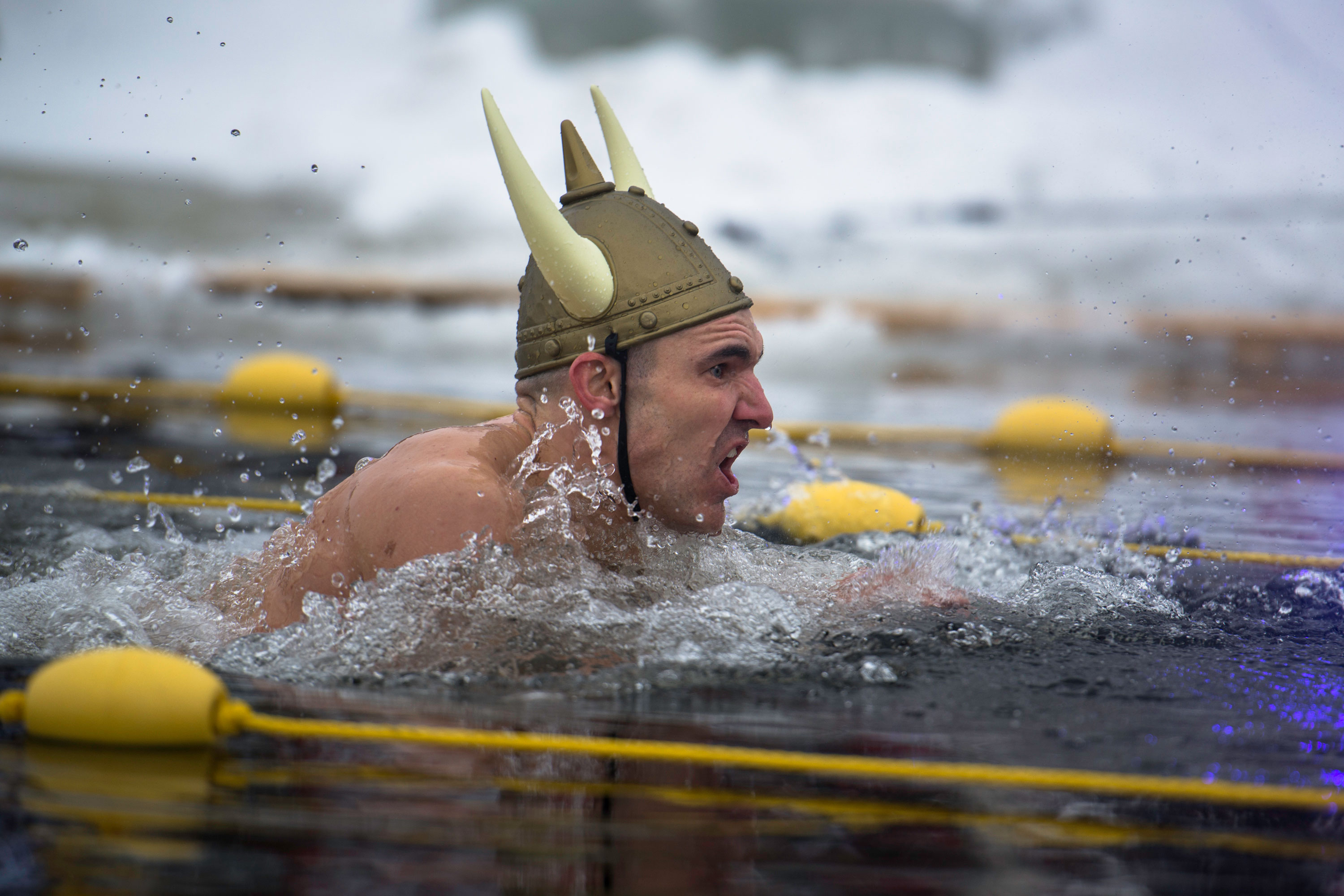 The 6th Scandinavian Winter Swimming Championships