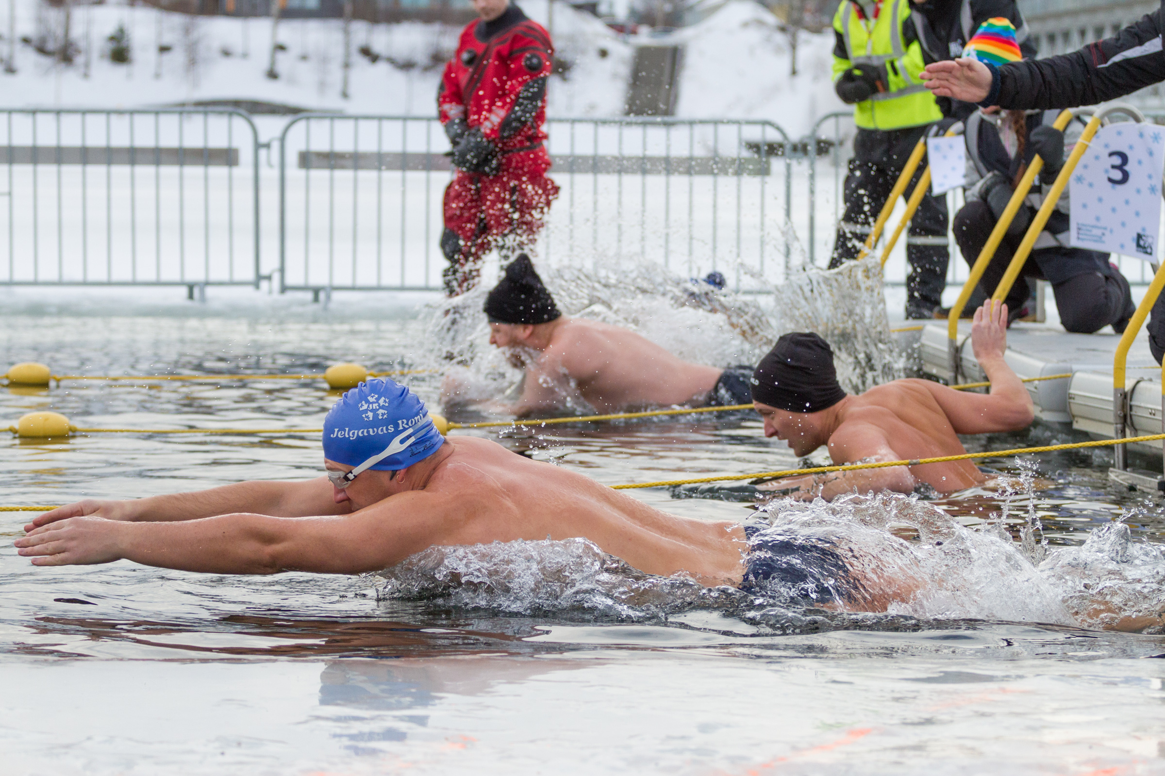 The 8th Scandinavian Winter Swimming Championships