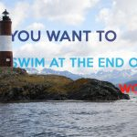Be a part of the swim at the End of the World