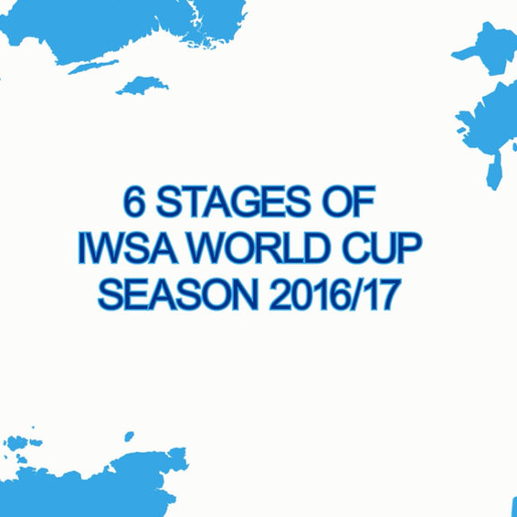 6 IWSA World Cup stages up ahead